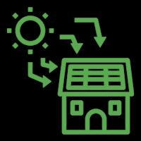 Energia solar para comércio