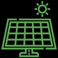 Energia solar para propriedade rural
