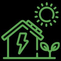 Energia solar para residência
